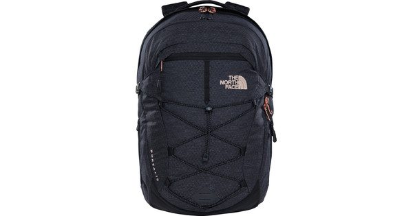 ca5cfba0cb3 The North Face Women's Borealis TNF Black Heather/Rose Gold ...