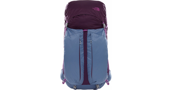 The North Face Womens Banchee 50 Blackberry Wine/Folkstone Gray - M/L