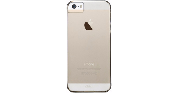 Case-Mate Barely There Clear Apple iPhone 5/5S/SE