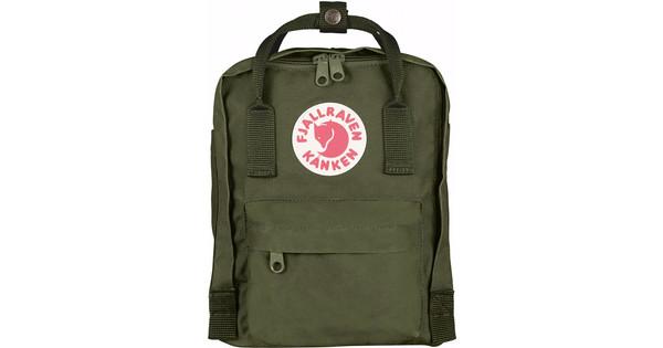 Fjallraven Kanken Mini Green Children S Backpack Coolblue