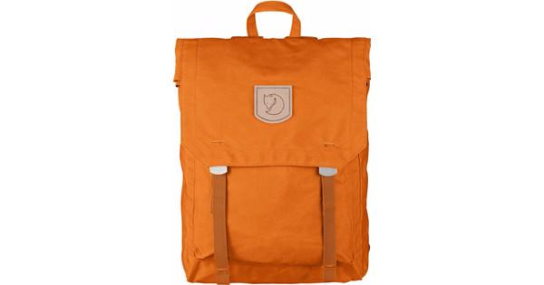 Fjällräven Foldsack No.1 Sheashell Orange