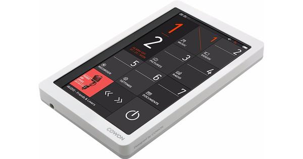 Cowon X9 16GB Wit