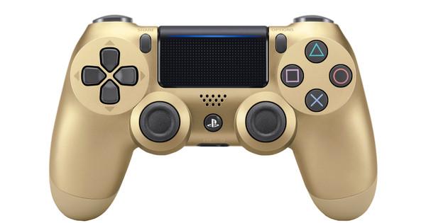 Sony DualShock 4 Controller PS4 V2 Gold