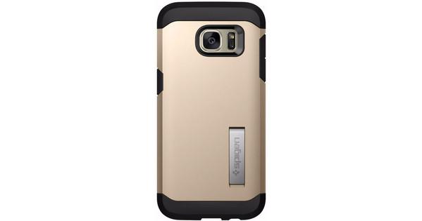 Spigen Tough Armor Samsung Galaxy S7 Edge Gold