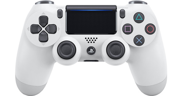Sony DualShock 4 Controller PS4 V2 Wit