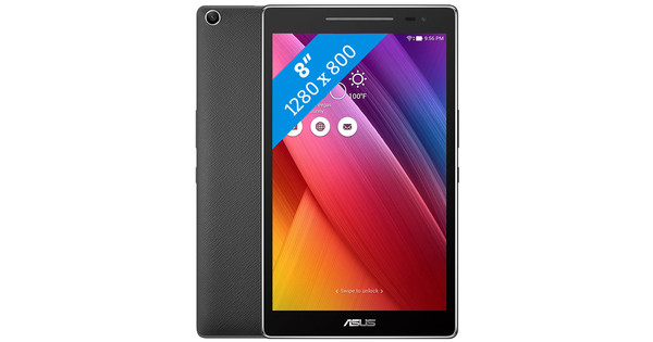 ASUS ZenPad 8.0 Z380M Gray