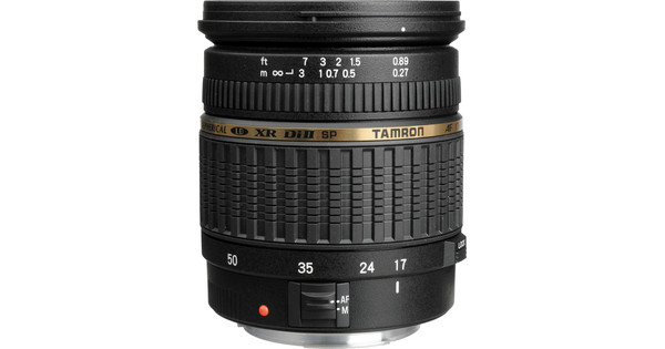 Tamron 17-50mm f/2.8  XR Di II LD ASP Nikon