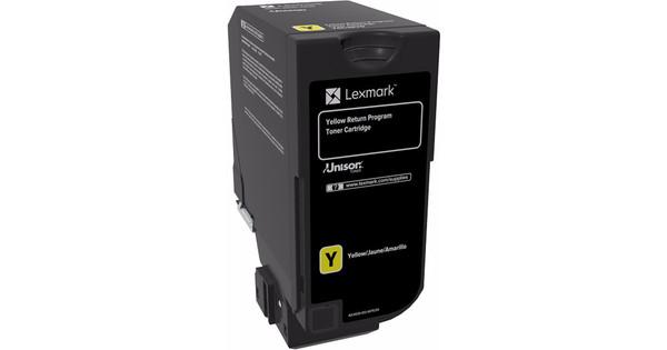 Lexmark C72x Geel (74C20Y0)