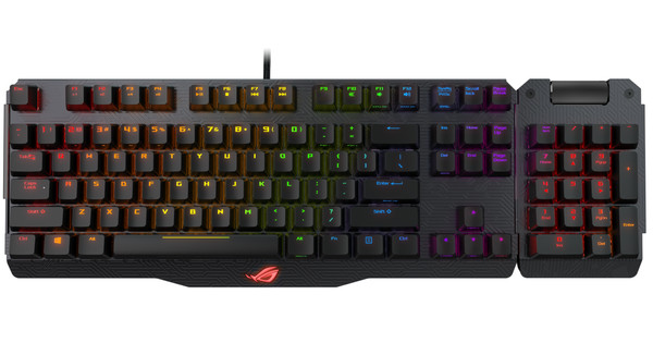 Asus ROG Claymore Brown QWERTY