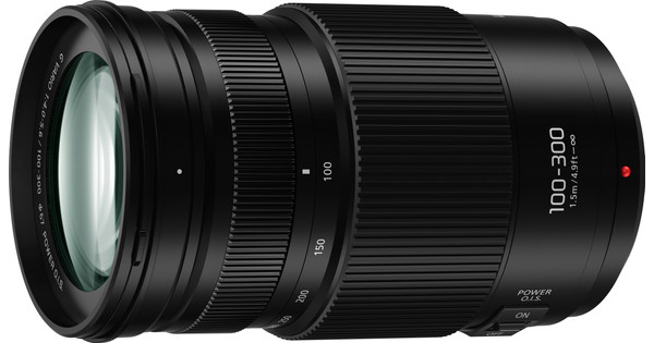 Panasonic Lumix G Vario 100-300mm f/4.0-5.6 II Power O.I.S.