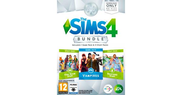 De Sims 4: Bundel Pakket 7PC