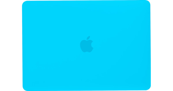 Gecko Covers Clip On cover for Macbook Pro 13'' (2016) Blauw
