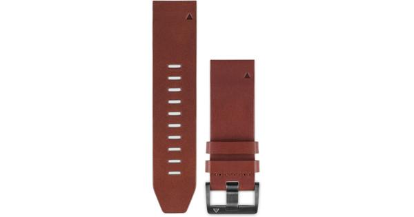 Garmin QuickFit 22mm Leren Horlogeband Bruin