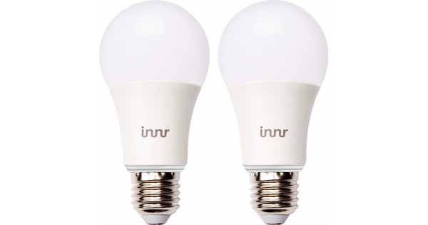 Innr White Led lamp 9w Duopack