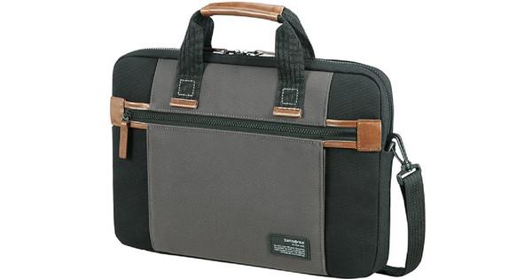 Samsonite Sideways Laptop Bag 13.3'' Black/Gray