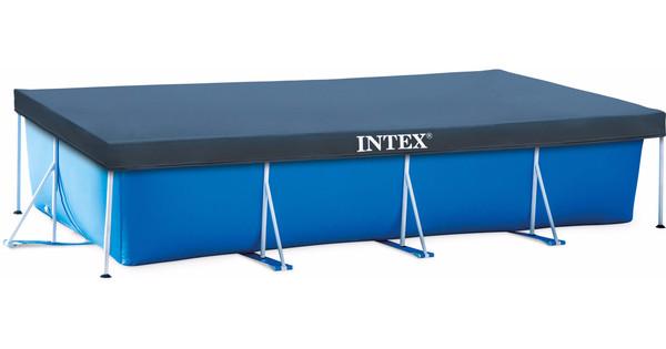 Intex Frame Cover Afdekzeil 450 x 220 cm