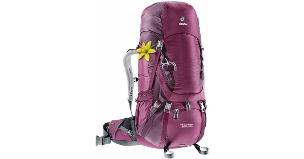 5a044e74f17 Deuter Aircontact 50 + 10 SL Blackberry / Aubergine - Coolblue - Before  23:59, delivered tomorrow