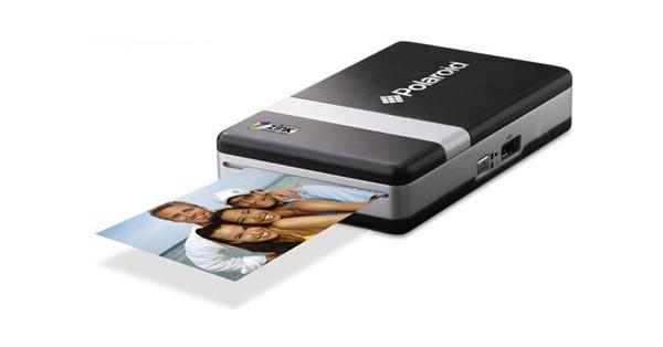 Polaroid Pogo Instant Mobile Printer 70 Vellen Coolblue Voor