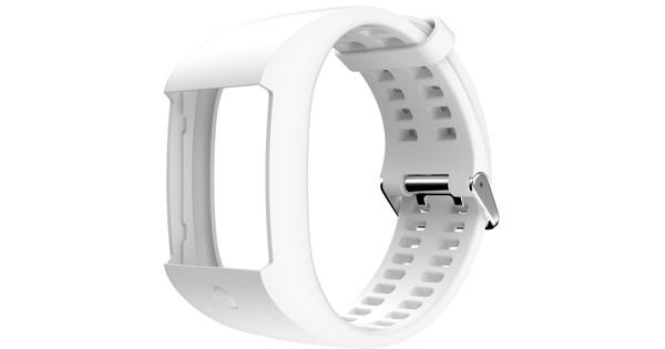 de6827fb2c0 Polar M600 Kunststof Polsband - Wit - Coolblue - Voor 23.59u, morgen ...