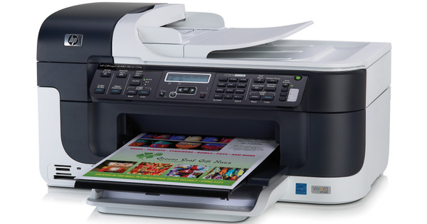 3b3dc2e15e3 HP OfficeJet J6410 All-in-One - Coolblue - Voor 23.59u, morgen in huis