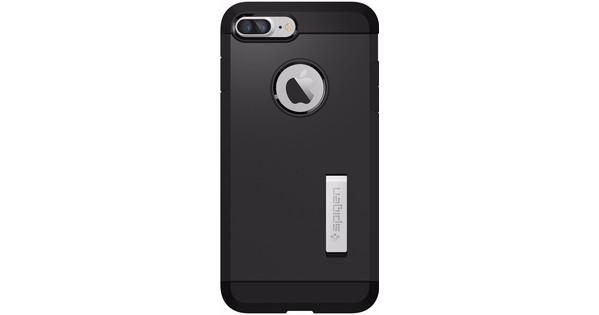 newest collection 42e55 4e728 Spigen Tough Armor Apple iPhone 7 Plus/8 Plus Black