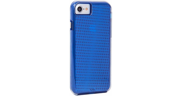 Case Mate Tough Translucent Apple Iphone 66s7 Back Cover Blauw