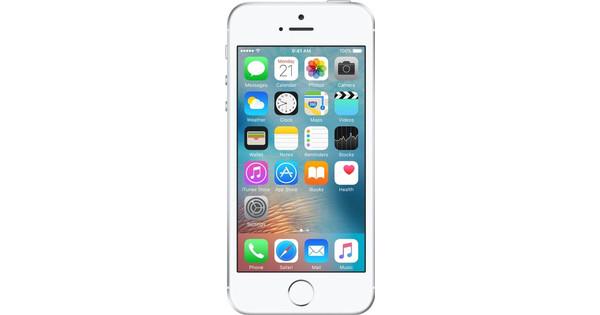apple garantie 2 jaar Refurbished Apple iPhone SE 16GB Zilver (2 jaar garantie  apple garantie 2 jaar