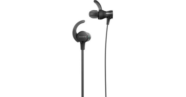 Sony MDR-XB510AS Black