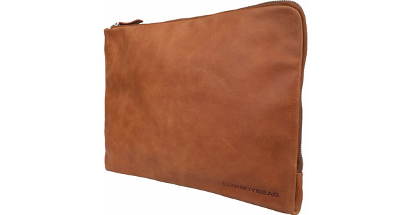 6a3f21ec4ec Cowboysbag Sleeve Woodward 15'' Tobacco - Coolblue - Voor 23.59u ...