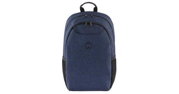 "Delsey Esplanade 2-CPT Backpack 15,6"" Blue"