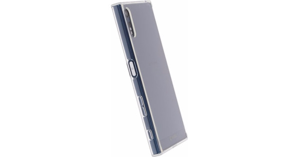 Krusell Kivik Sony Xperia XA1 Back Cover Transparent