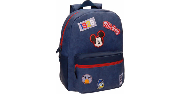Mickey Mouse Parches Adaptable Backpack M