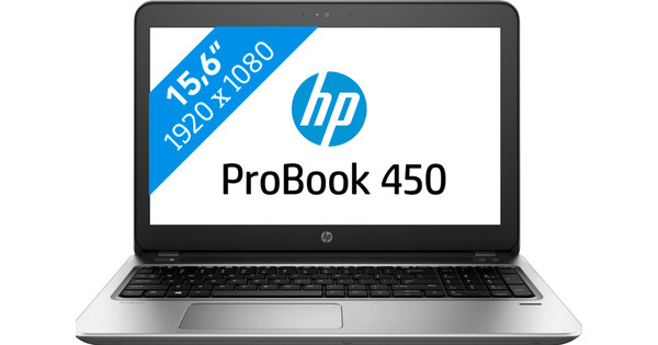 HP ProBook 450 G4 i7-8gb-256ssd
