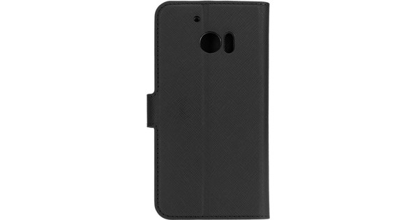 Xqisit Viskan Wallet Case HTC 10 Black