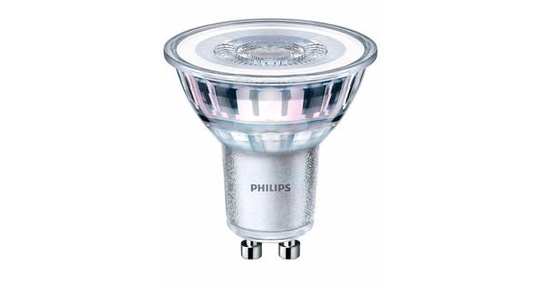 Philips LED-lamp 3.5W GU10 (2x)