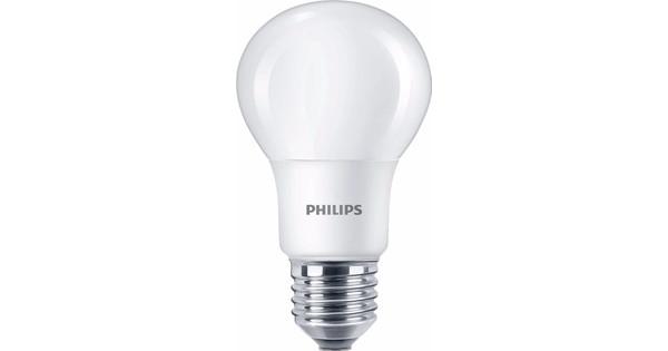 Philips LED-lamp 8.5W E27 Dimbaar (4x)