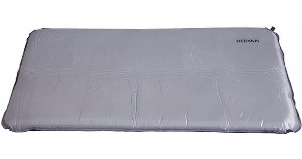 Campingbedje Met Matras : Deryan campingbed inflatable matrass coolblue alles voor een