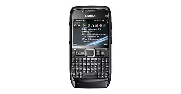 Nokia E71 Black Steel Q Professional Carkit Pack
