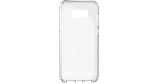 Tech21 Pure Clear Samsung Galaxy S8 Plus Back Cover Transparent