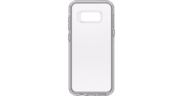 Otterbox Symmetry Clear Galaxy S8 Plus Back Cover Transparent
