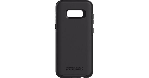 Otterbox Symmetry Samsung Galaxy S8 Plus Back Cover Black