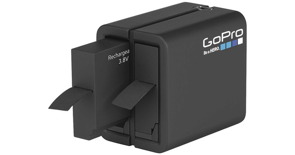 GoPro Dual Battery Charger + Battery (HERO4)
