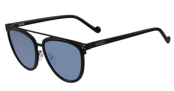 Liu Jo LJ107S Matte Black / Blue