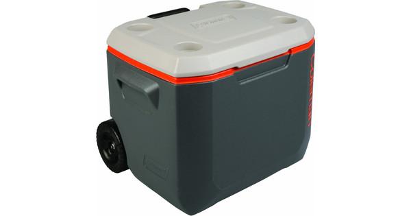 Coleman 50 Qt Xtreme Wheeled Cooler Tricolor - Passief