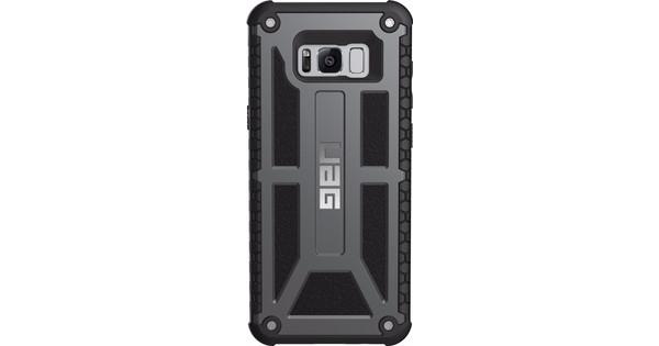 UAG Monarch Samsung Galaxy S8 Plus Back Cover Dark Gray