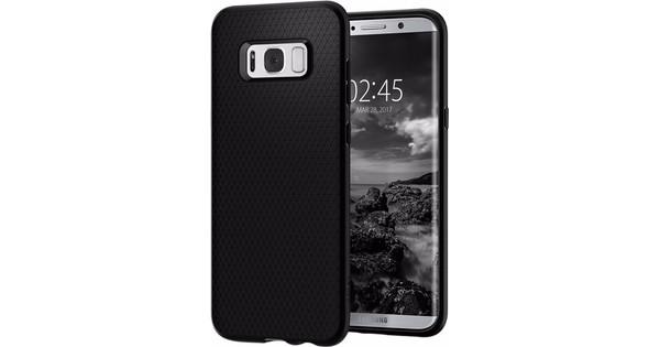 Spigen Liquid Air Samsung Galaxy S8 Back Cover Black