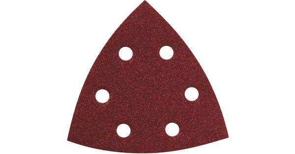 Metabo Triangular sanding disc 93x93x93 mm K60, K80, K120 (25x)
