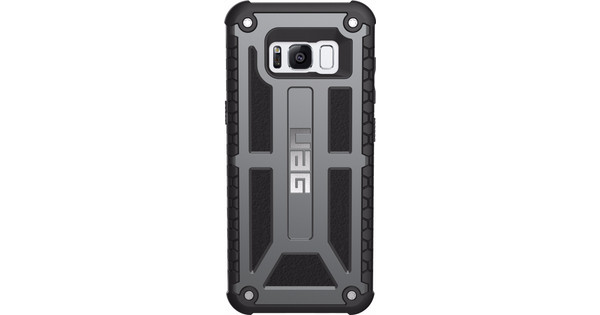 reputable site 1c6ce 96b51 UAG Monarch Galaxy S8 Back Cover Grijs