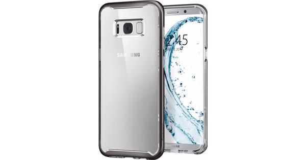 Spigen Neo Hybrid Crystal Samsung Galaxy S8 Back Cover Gray