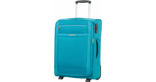 Samsonite Dynamo Expandable Upright 55 cm Ocean Blue